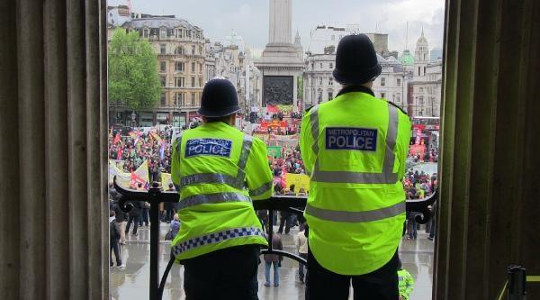 Londra'da 1 Mayıs Kutlaması