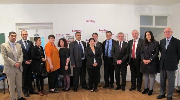 Londra'da Belediye Meclisine Giren Türklere Davet