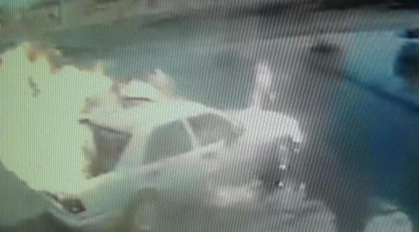 Lpg'li Otomobil, Akaryakit Istasyonunda Alev Topuna Döndü