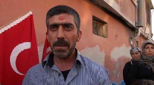 Lübnan'da Rehin Kalan Tır Şoförü Kurban Kesilerek Karşılandı