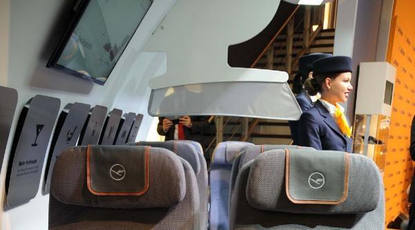 Lufthansa Havayolları Premium Economy Class'ı Tanıttı