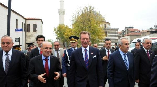 Lüksemburg Büyük Dükü Henri Gaziantep'te (2)