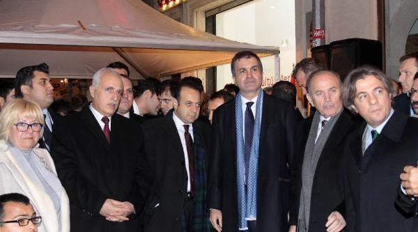 Macar Kültür Merkezi Açildi