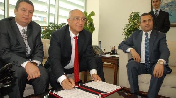 Maden Ihracatçilari Denizli'Ye Okul Yaptiracak