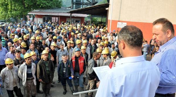 Maden İşçisinden Özelleştirme Ve Taşeron Uyarısı