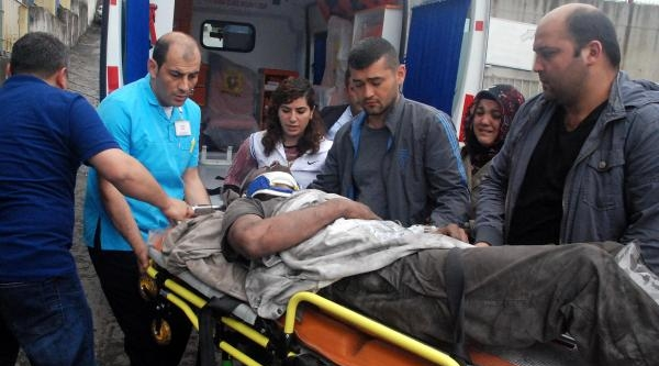 Maden Ocağında Göçük: İşçi Sağ Kurtarıldı