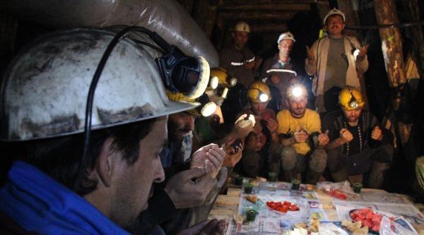 Maden Ocağında İlk Sahur