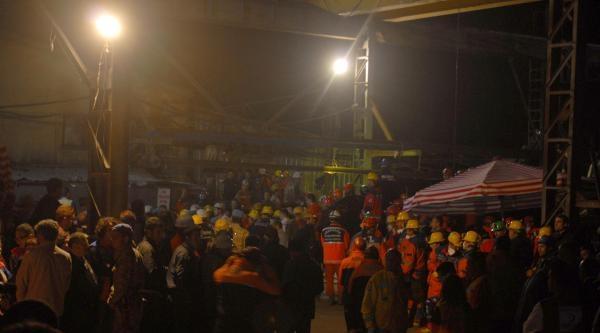 Maden Ocağından 6 İşçinin Daha Cenazeleri Çikarildi (fotoğraflar)