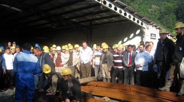 Madenci Kurban Kesti
