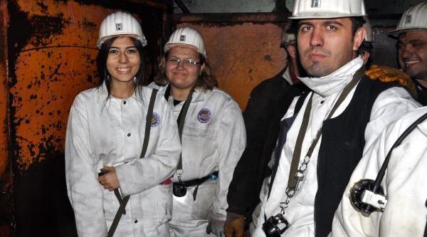 Madencinin Cani Bu Kadinlara Emanet