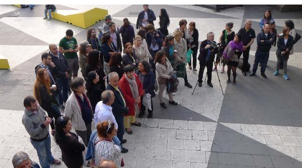 Madımak Katliamı'nın Canlı Tanığı Stockholm'deki Anma Törenine Katıldı
