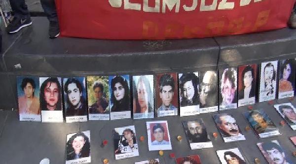 Madımak Oteli'nde Ölenler Paris'te Anıldı