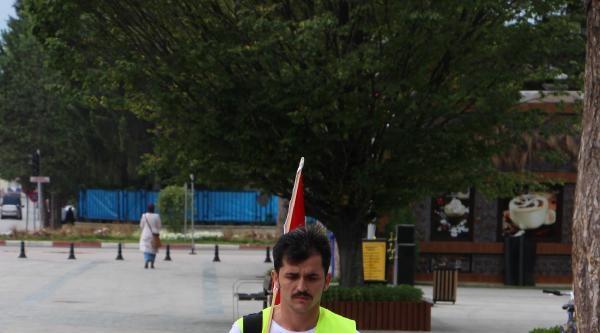 Mahkemenin 18 Bin 500 Lira Cezasına Tepki İçin Ankara'ya Yürüyor