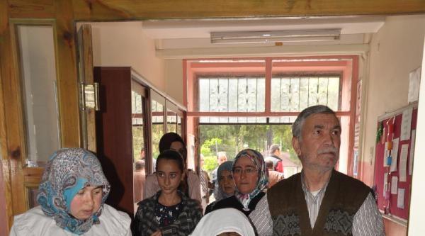 Mahmudiyeliler Yenilenen Seçime İlgi Gösterdi