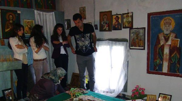 Makedonya'da Hıdır Baba Türbesi, Kiliseye Dönüştürülüyor