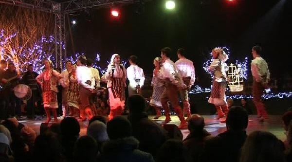 Makedonya'Da Yeni Yil Coşkusu