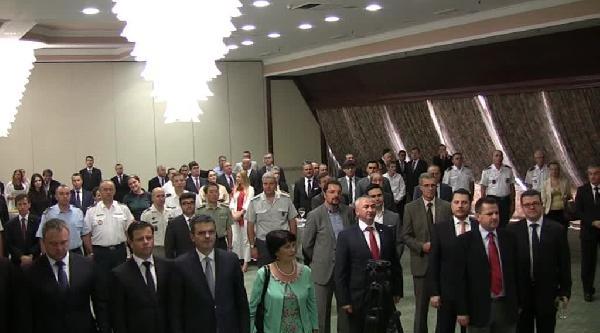 Makedonya'da Zafer Bayramı Resepsiyonu