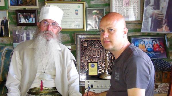 Makedonyalı Derviş, 12 Yıldır Tekkede Yaşıyor