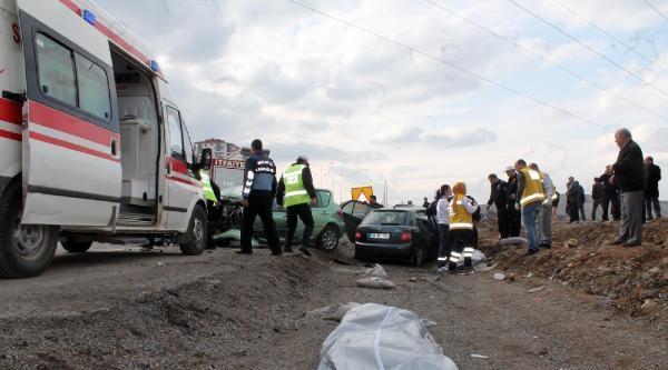 Malatya'da 'u' Dönüşü Faciası: 2 Ölü, 2 Yaralı