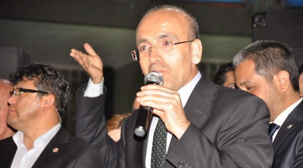 Maliye Bakanı Şimşek, Nazilli'de