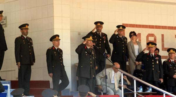 Maltepe Askeri Lisesi'nde Mezuniyet Gururu