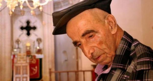 Manastırda 70 yıldır annesini bekleyen Bahe vefat etti...