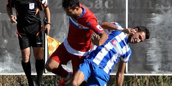Manavgat Evrenseki-Erzurum Büyükşehir: 1-2