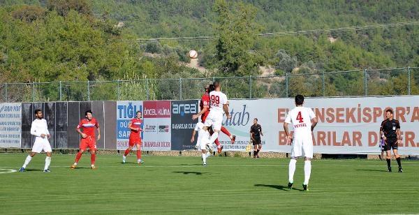 Manavgat Evrensekispor-Balçova Belediyespor: 1-1