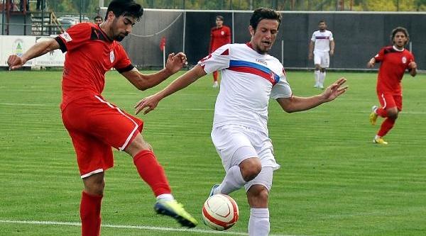 Manavgat Evrensekispor-Çorum Belediyespor: 1-4