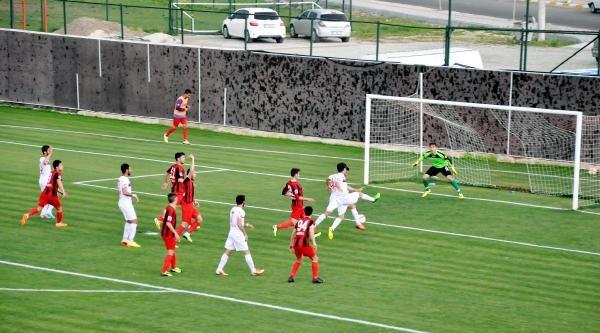 Manavgat Evrensekispor - Hacettepe: 1-4