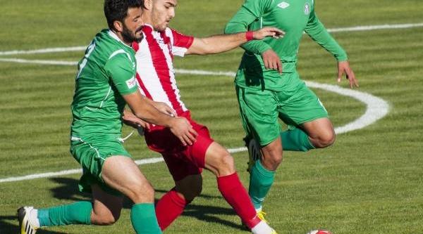 Manavgat Evrensekispor - Ünyespor: 0-2