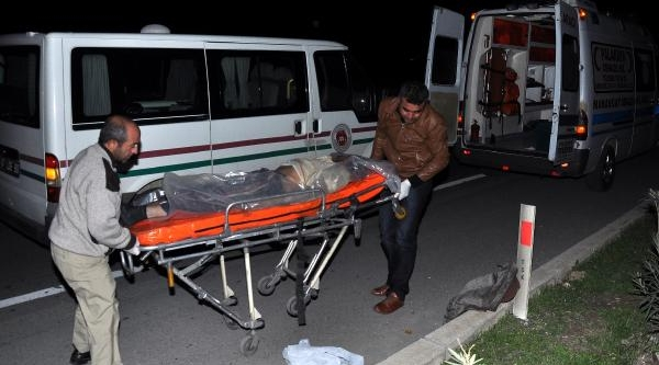 Manavgat'ta Aracin Çarpip Kaçtiği Yaya Öldü