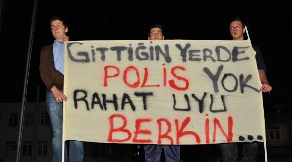 Manavgat'ta Berkin Elvan Eylemi