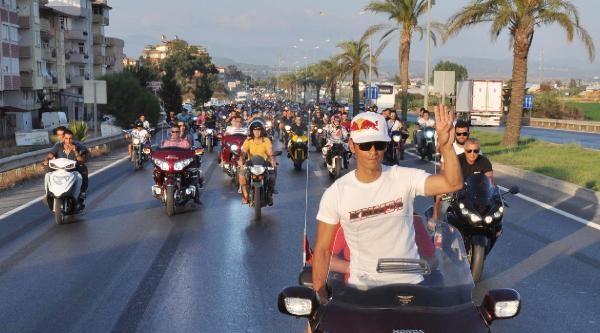 Manavgat'ta Motosiklet Festivali