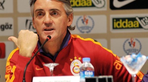 Mancini Antalya'da Spor Seminerinde Konuştu