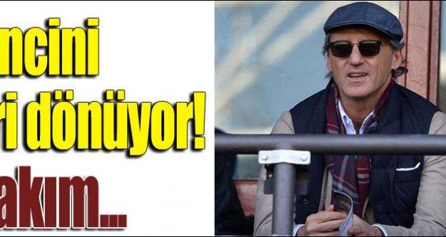 Mancini, Crystal Palace'ın başına geçiyor!