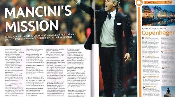 Mancini'nin Hedefi: