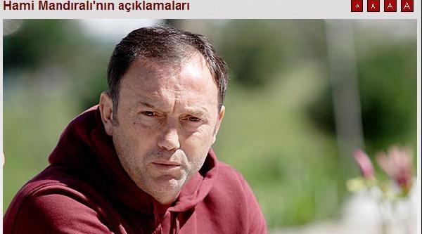 Mandıralı: