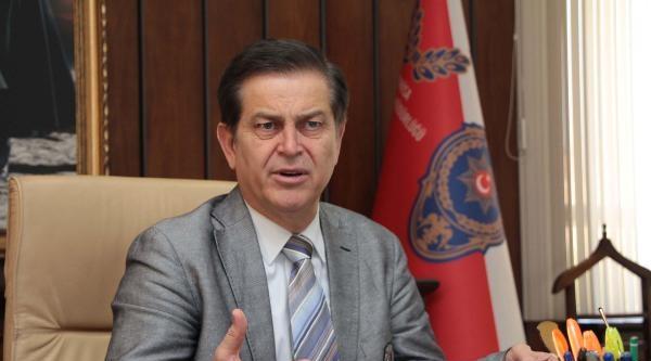 Manisa Emniyet Müdürü: Maç Öncesi 40 Kişi Gözaltına Alındı