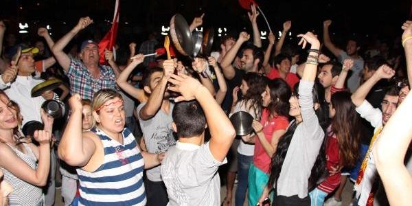 Manisa'da 183 Kişiye Gezi Davasi