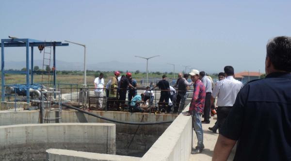 Manisa'da Arıtma Tesisinde Facia: 3 Ölü - Ek Fotoğraflar