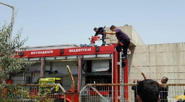 Manisa'da Arıtma Tesisinde Facia: 3 Ölü- Fotoğraf