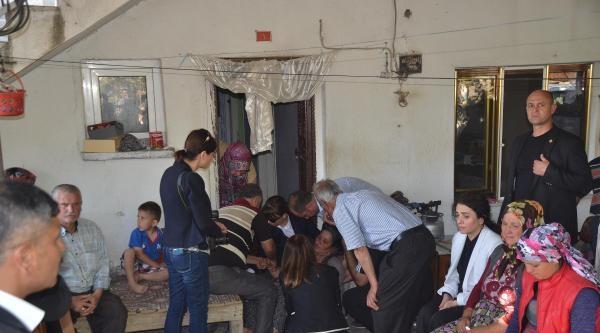 Manisa'da Bakan İslam'in Katıldığı Toplantıda Deprem Korkusu Yaşandı (3)