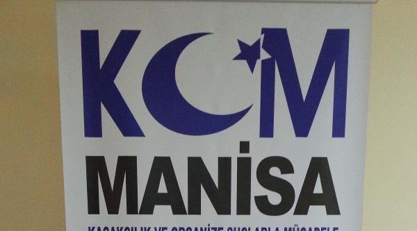 Manisa'da İki Haftada 90 Operasyon