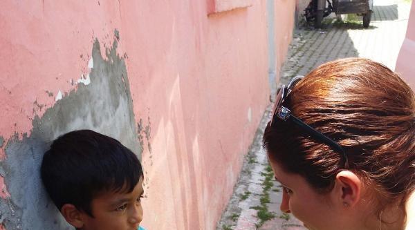 Manisa'dan Madenci Çocuklarina Oyuncak
