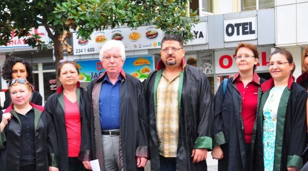 Manisalı Avukatlardan Feyzioğlu'na Destek