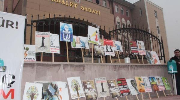 Manisali Gezi Direnişçileri Hakim Karşisinda