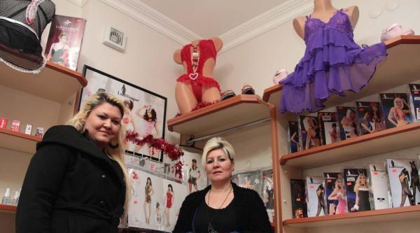 Manisa'nın İlk Sex Shop'u Kadın Girişimciden