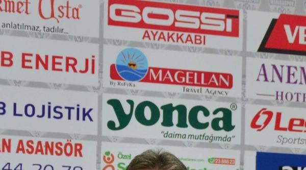 Manisaspor Futbol Şube Sorumlusu: Halkın Takımı Olacağız