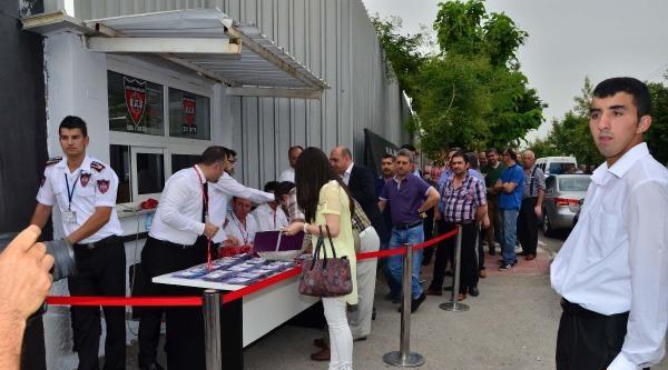 Manisaspor Kongresi 25 Haziran'a Ertelendi